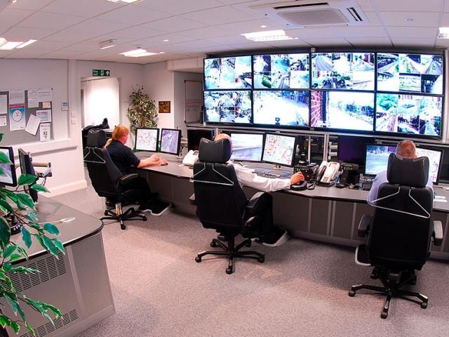 Система видеонаблюдения и безопасности